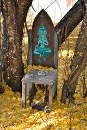 chair for a goddess