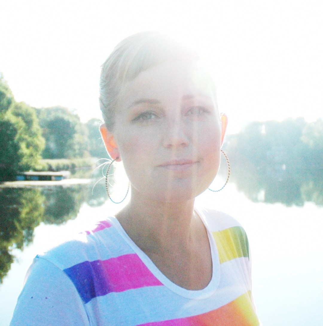 Solveig Sandnes photographed in Christiania 2008