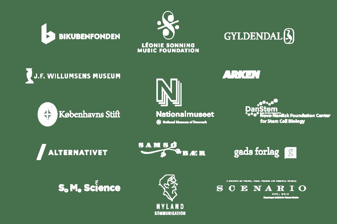 logo wall references Sigrun Gudbrandsdottir Graphic Design