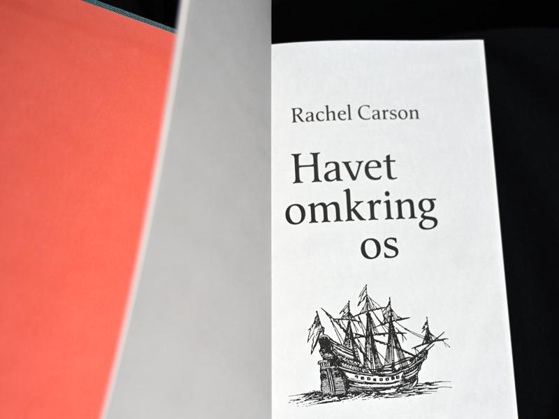 Vignet fra bogomslag, Gads Forlag