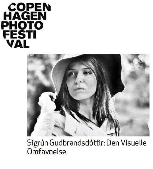 Copenhagen Photo Festival, portrait of Kira Skov