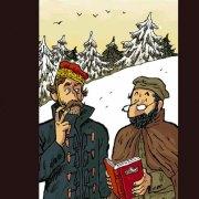 Detalle portada La guerra del profesor Bertenev