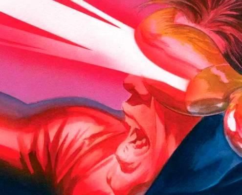 Detalle portada Marvel Snapshots X-Men