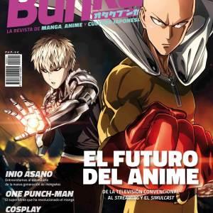 Revista manga Otaku Bunka Nº 1