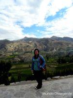 En el valle del Colca