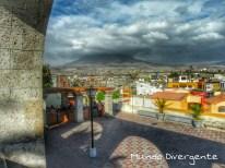 Una vista desde el mirador de Yanahuara