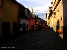 Calle de oro