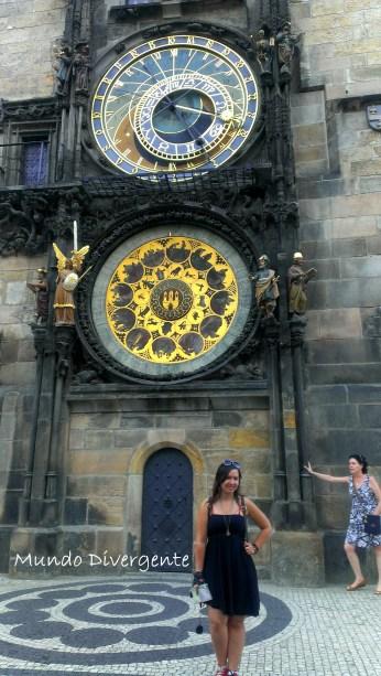 Staré Mesto - Reloj Astronómico