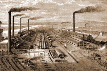 Tahap Tahap Revolusi Industri Abad 18 Sampai Abad 19