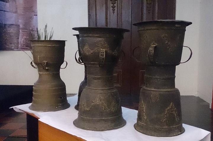 Penemuan 6 Nekara di Pulau Bali sebagai bukti Zaman Paleometalik di Indonesia