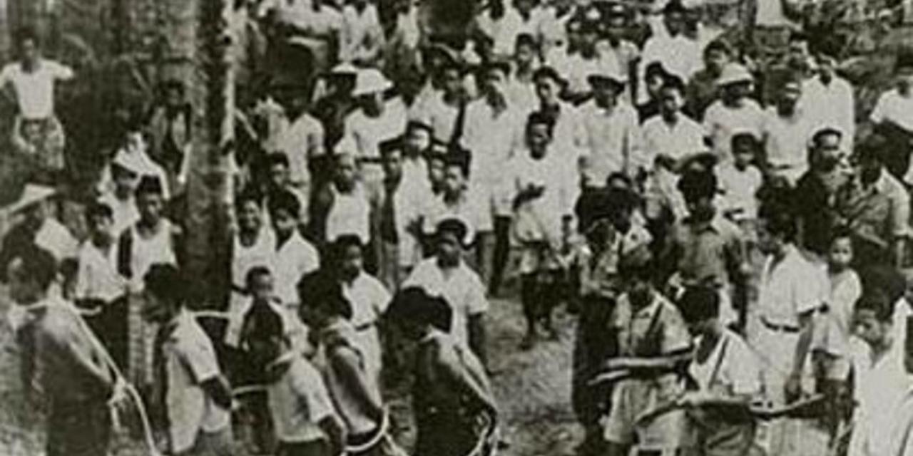 Disintegrasi Bangsa Indonesia Pada Tahun 1948-1965 Part 1