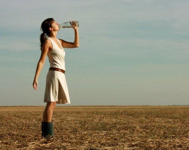 ما تأثير الماء على الصحة الجنسية؟