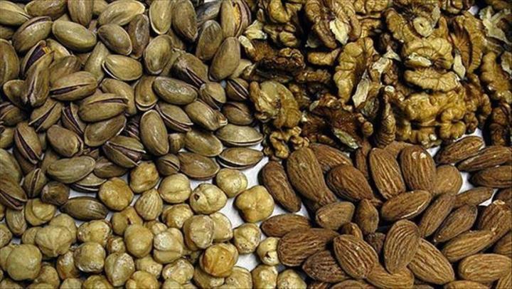 60 غراما من المكسرات يوميا تحارب العقم لدى الرجال