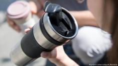 الاستخدام المتكرر لكأس القهوة يحمي البيئة