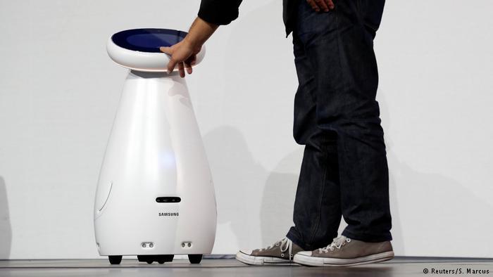 روبوت للعناية بالصحة
