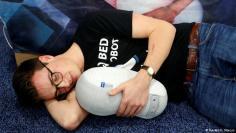 روبوت المساعدة على النوم
