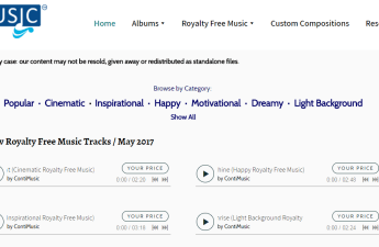 Contimusic Royalty Free Music