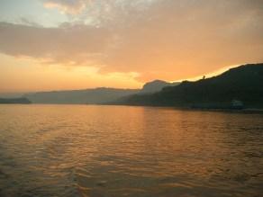 3 gorges Jangzte River