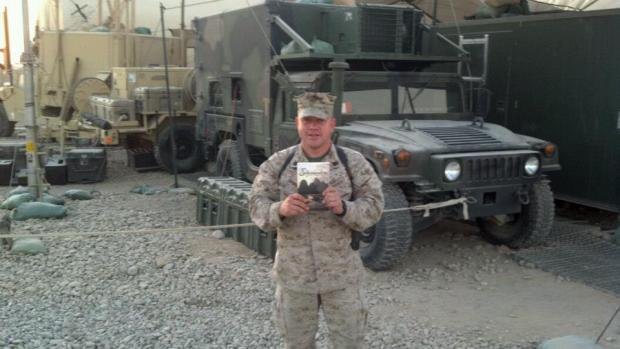 AFGHANISTAN - U.S. Marine,