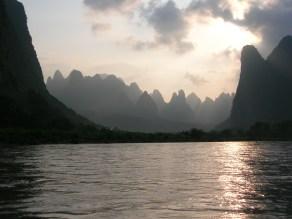 Yangshou. china