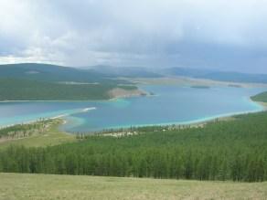 Hovsgul Lake