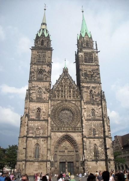 St Lorenz, Nuremberg