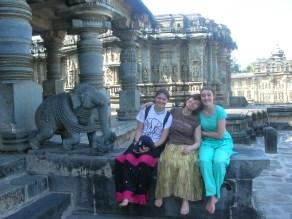 Jain Temple in Belur