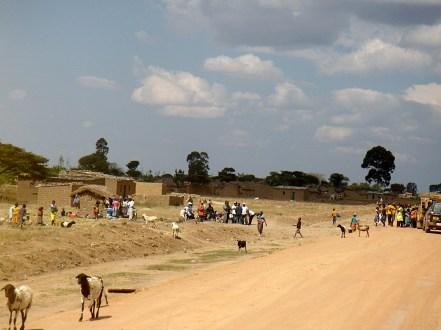 friendly villages - Angola
