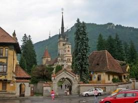St Nicholas Church - Brasov