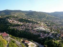 Sarajevo the capital city of Bosnia