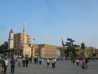 Tirana, Albania