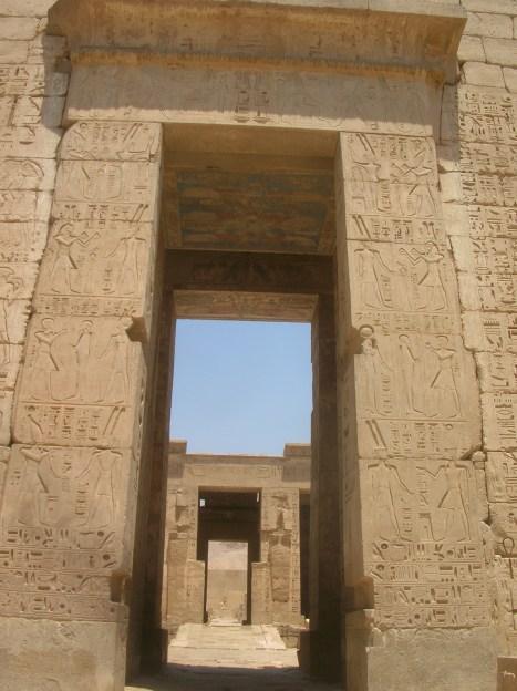Karnak Temple. Luxor, Egypt