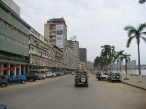 uanda, Angola's capital city