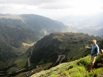 Overlanding through Ethiopia, Addis Ababa