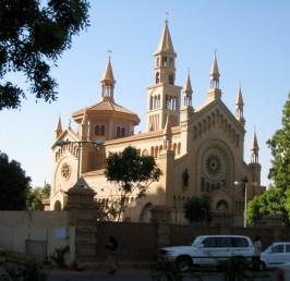 St Matthew's Church Khartoum