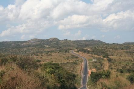 beautiful scenery - Angola
