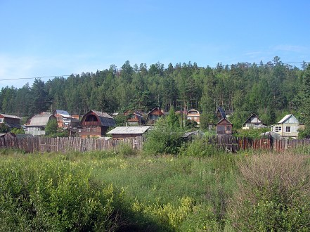 On the way to Irkutsk, Russia. Backpacks and Bra Straps ch 2