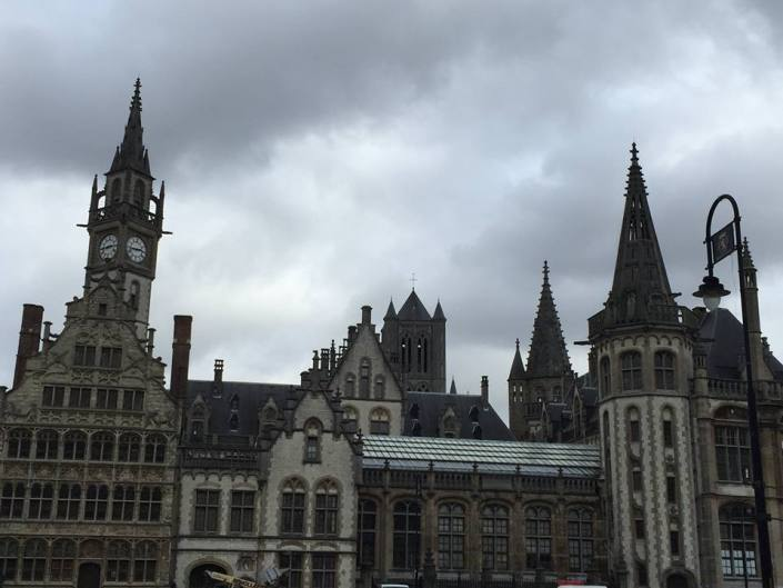 Ghent Clock Tower