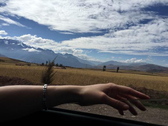 The Sacred Valley, Peru - Savannah Grace