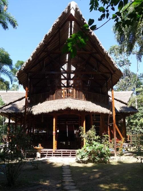 Refugio lodge. Peru