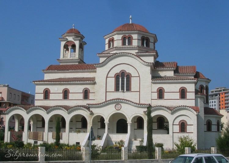 Saint Vlasius Orthodox Church - Duress, Albania