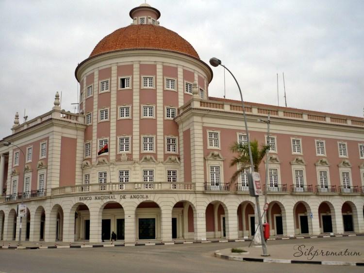 BNA Luanda, Angola