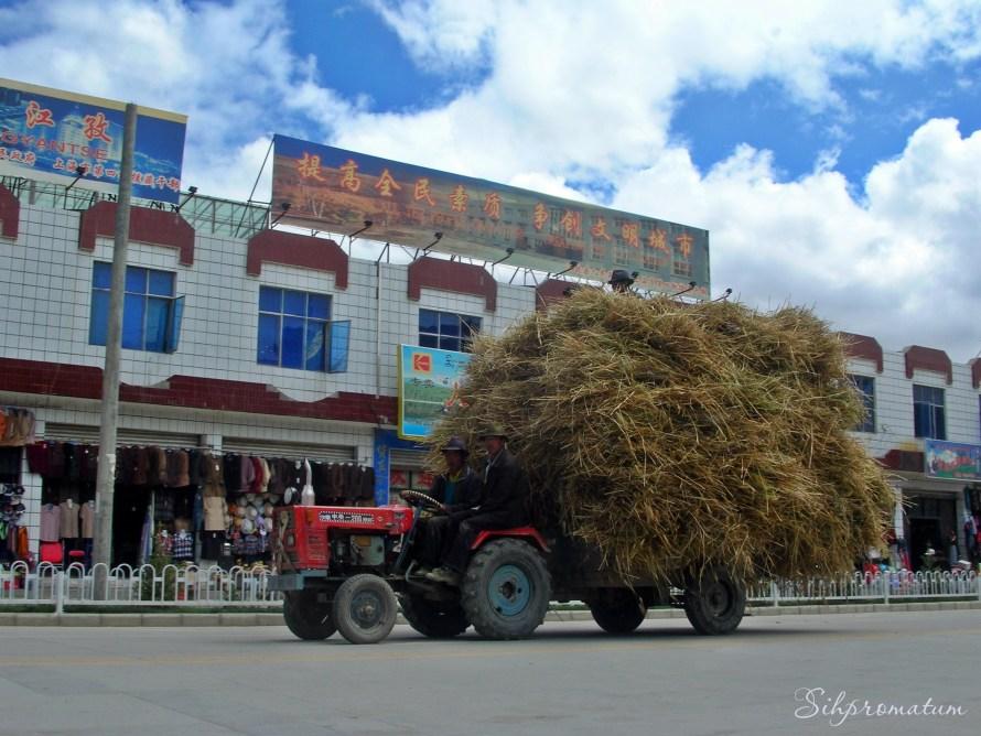 Gyantse ,China