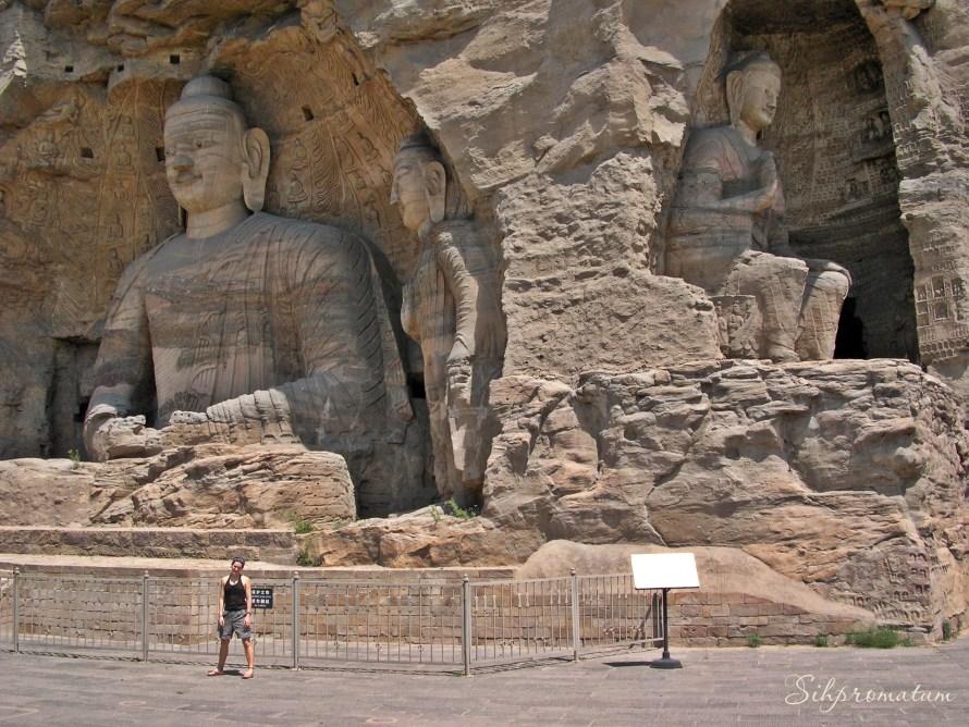 Datong Yungang Grottoes ,China