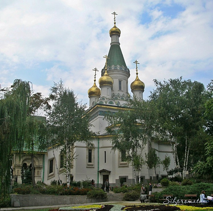 Church of St Nicholas the Miracle-Maker