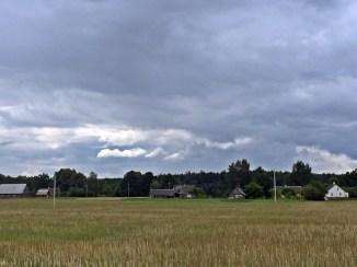 countryside of Belarus