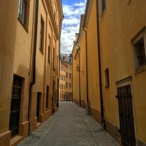 Stroll around the Old Town (Gamla Stan)