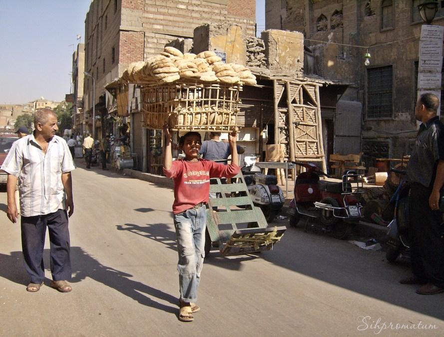 a heavy load. - Cairo