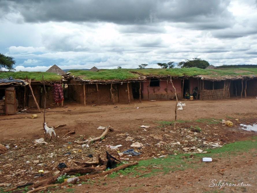 Village life Ethiopia