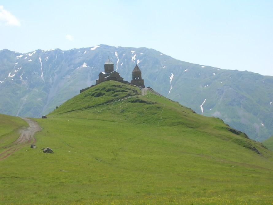 Tsminda Samebo Church, Kazbegi